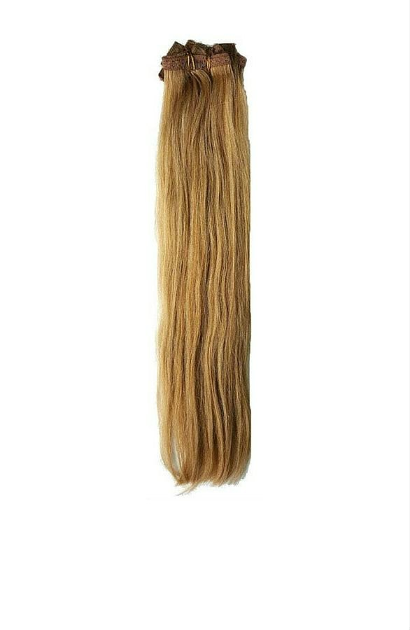 Dirty Blonde Clip-Ins