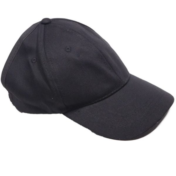 Satin Lined Big Hair Cap (front)