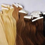 Tape-in-Human-Hair-Extensions