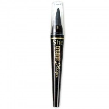waterproof black eyeliner shimmer