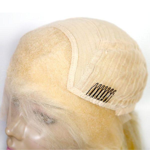 Blonde Bob Wig (Inside)