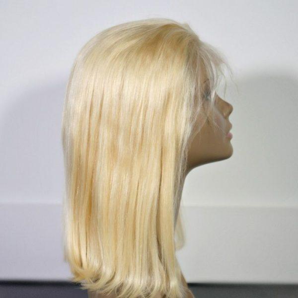Blonde Bob Wig (Side)