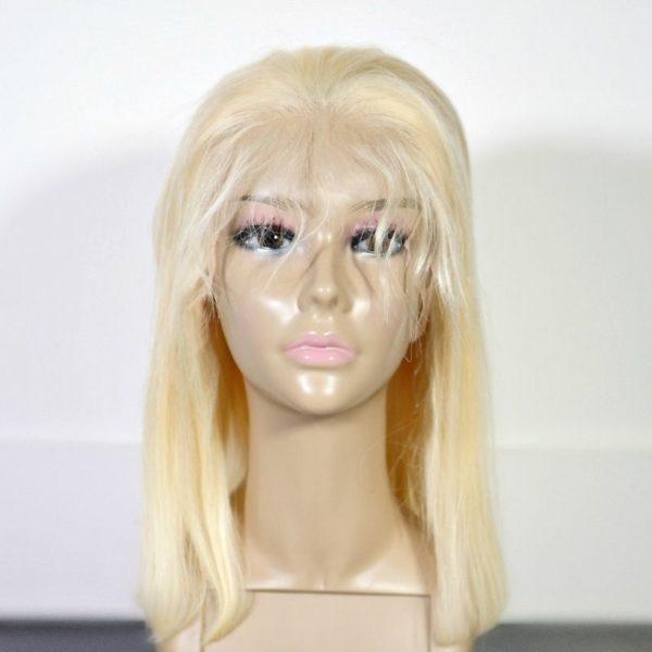 Blonde Bob Wig (Front)