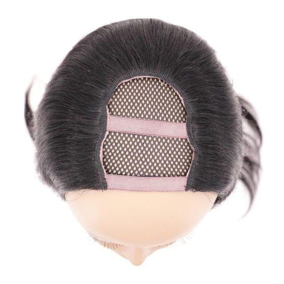 Brazilian Silky Straight U-Part Wig (top)