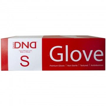 Small Latex Gloves (box side)