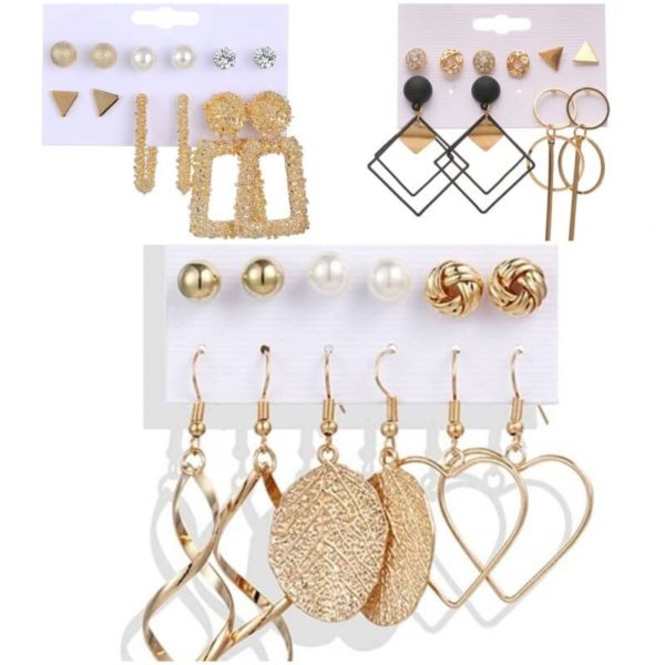 Tres Chic Earring Collection