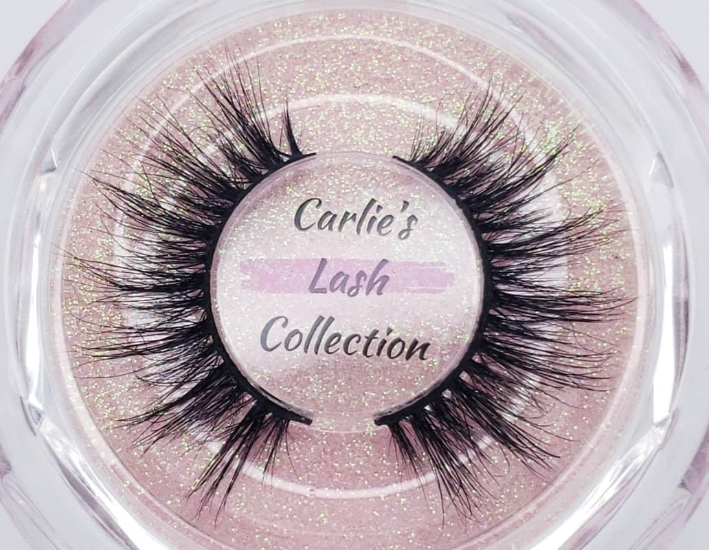 """""""Exclusive"""" 5D Mink Lashes, Carlie's Lash Collection"""