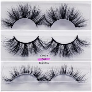 """Whimsical"" 25mm 5D Mink Lashes"