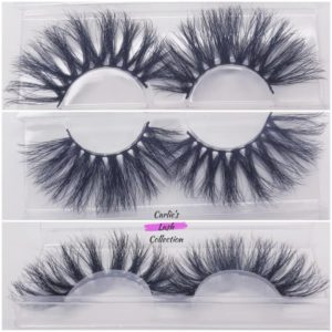 """Haven"" 25mm Mink Lashes"