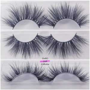 """Wildflower"" 25mm Mink Lashes"